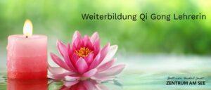 Weiterbildung Qi Gong Lehrerin